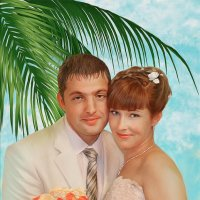 Свадебное... :: Евгений Тайдаков