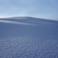 Снежные дюны :: Алена Рябченко