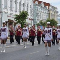 По главной улице с оркестрами... :: Алекс Б-в