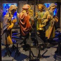 Прага. 600-летние часы. 12 апостолов. :: Борис Иванов