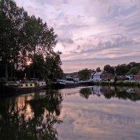 Закат на канале... :: Elena Ророva