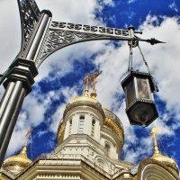Сретенский  монастырь :: олег свирский