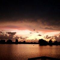 На озере :: Анна