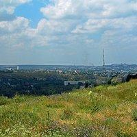 Вид на старый город :: Валентин Семчишин