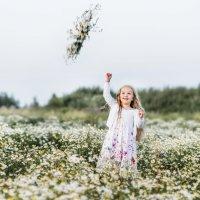 Ева в поле :: Юля Ларина