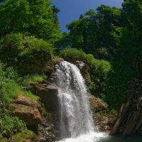 водопад Чара :: Олег Кручинин