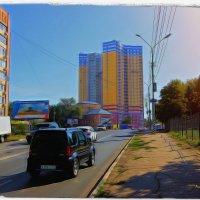 Гуляя по Энгельсу. :: Anatol Livtsov
