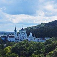 Вознесенский мужской монастырь. :: Светлана