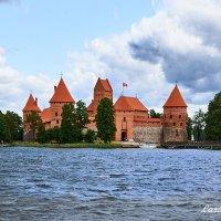 Тракай. Тракайский замок. Литва. :: Larisa Freimane