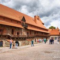 Тракай. Тракайский замок. :: Larisa Freimane