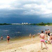 картинки июньского пляжа 1 :: Александр Прокудин