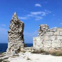 Руины древнего  Херсонеса. :: Анна Суханова