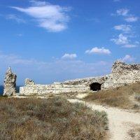 Руины древнего Херсонеса :: Анна Суханова