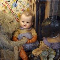Старинные куклы из Риги. :: Светлана Калмыкова