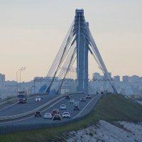 мост через реку Самара :: nadne
