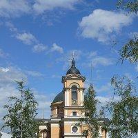 Храм Варвары Великомученицы на Варварке :: Лидия Бусурина