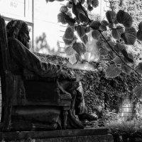 Памятник Д.И. Менделееву Санкт-Петербург :: Игорь Свет