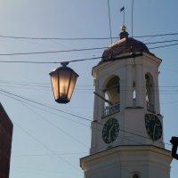 Часовая башня. :: сергей лебедев