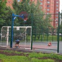 Футболисты. :: Ильсияр Шакирова