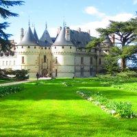 Замок Шомон-сюр-Луар /Chateau Chaumon sur Loire :: Iren Ko