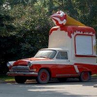 Автомобиль мороженщика :: Игорь Ломакин