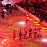 Торжественное открытие 53-х международных детских игр. :: Ильсияр Шакирова