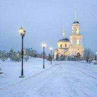 Храм в честь Преображения Господня :: Валерий Иванович