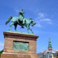 Скульптуры Копенгагена :: Ольга