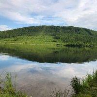 Нерюнгринское водохранилище :: Анастасия Демина