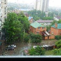 А в Ростове сегодня сильный дождь :: Татьяна Р