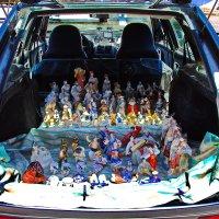 Моя машина моя витрина... :: M Marikfoto