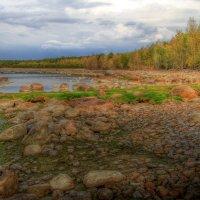 Гранитный берег :: Cергей Щагин