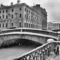 Зимняя канавка. :: vlad. alferow