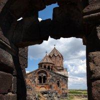 Одна из более, чем 2000 церквей Армении :: Геннадий Мельников
