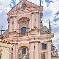 Церковь Святого Духа. Вильнюс. :: Larisa Freimane