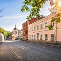 Крапивенский переулок :: Юлия Батурина