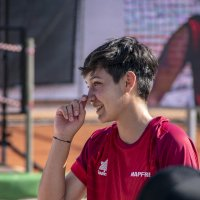 Теннис игра непростая! :: Яков Реймер