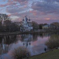 Рыбалка на Вологде :: Сергей Цветков