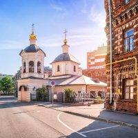 Сергиевская церковь :: Юлия Батурина