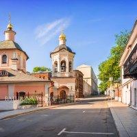 Церковь Сергия :: Юлия Батурина
