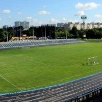 Футбольное поле :: Валерий
