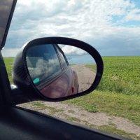 За окном меняется пейзаж :: Galina Solovova