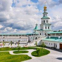 Ново-иерусалимский монастырь :: Леонид Иванчук