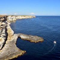Самое синее в мире, Черное море мое... :: Ольга Голубева