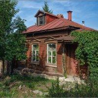 Старый дом в Зарайске :: Виталий Белов