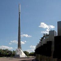 Комплекс на месте приземления Ю.А.Гагарина. Саратовская область :: MILAV V
