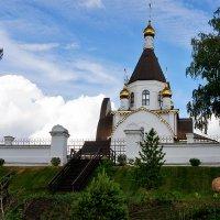 Успенский мужской монастырь :: Екатерина Торганская