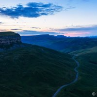 Дорога на перевал Гум-Баши :: Сергей