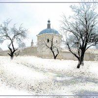 Свенский монастырь, южный склон :: Евгений