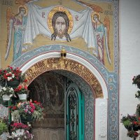 В монастырь :: Николай Белавин